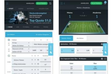 BetVictor Sportwetten App