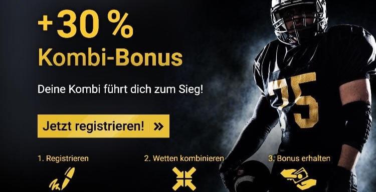 Merkur Sports Kombiwetten Bonus