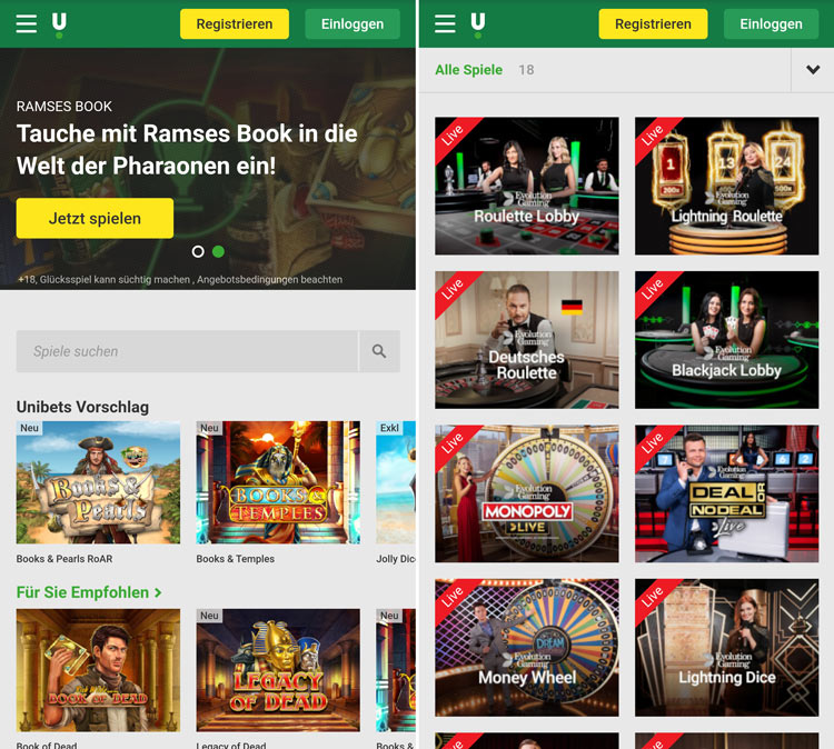 unibet app for android download