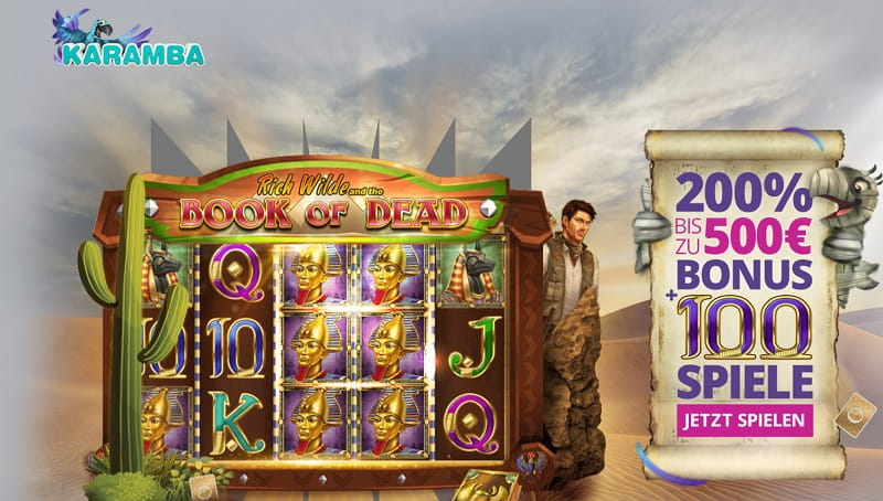 Karamba Casino Bonus Serioes