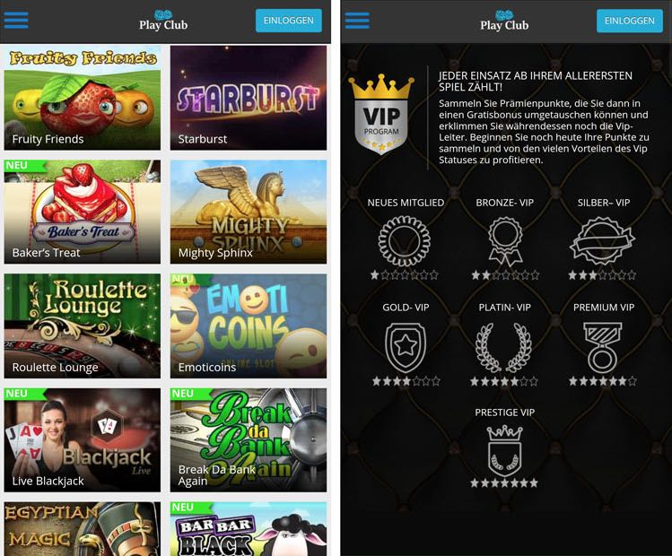 playclub-mobile-app