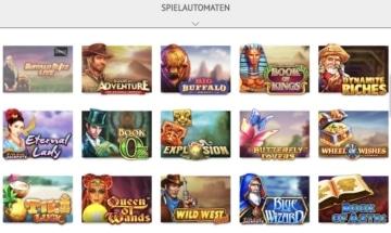 Das SlotsMillion Spieleangebot ist großzügig und enthält viele Hersteller