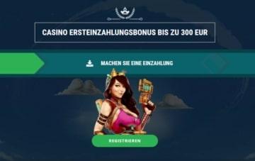 Der 22Bet Casino Bonus für Neukunden