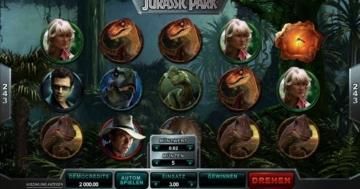 jurassicparkslot_serioes
