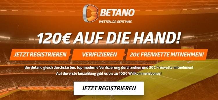 Betano Sport Bonus
