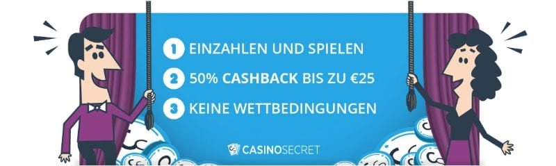 casinosecret_serioes_bonus