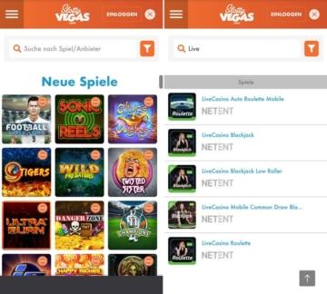 Slotty Vegas Casino App