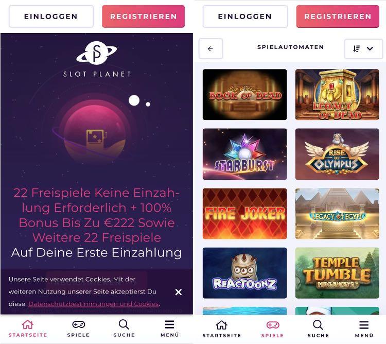 Slot Planet App