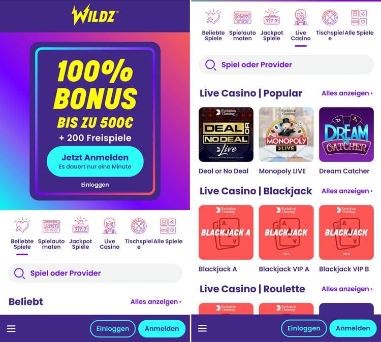 wildz-app