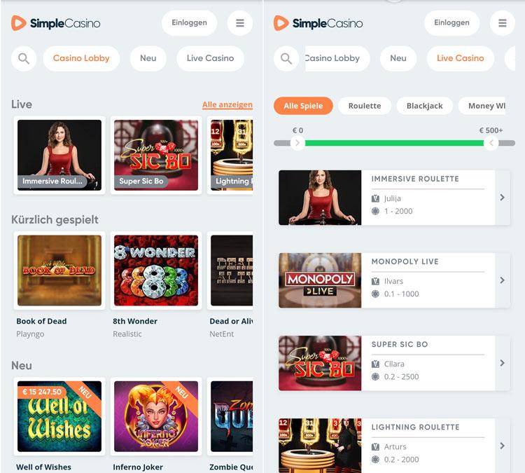 simple-casino-app