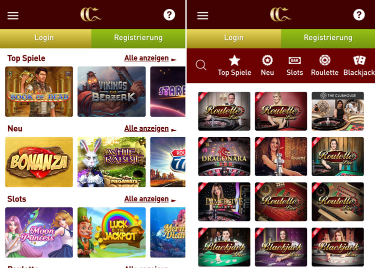 casinoclub-app