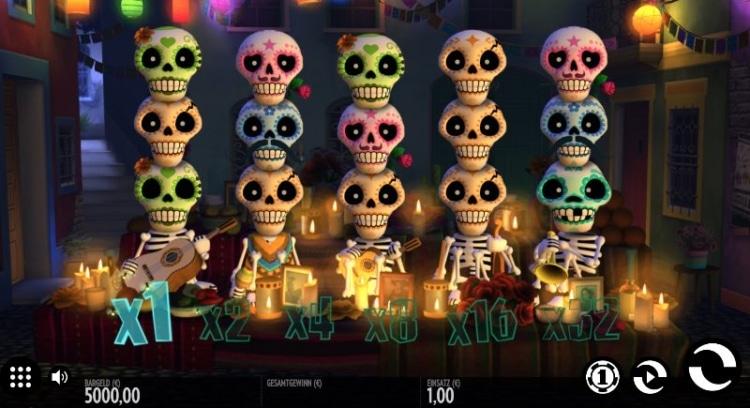 Esqueleto Explosivo Slot: Betrug oder seriös?
