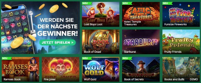 greenplay_casino_spieleangebot