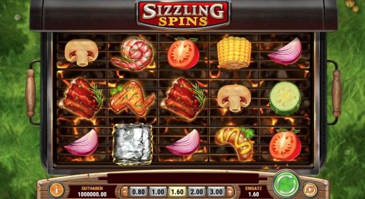 Sizzling Spins Slot: Betrug oder seriös?