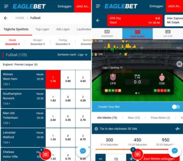 Top ten betting sites
