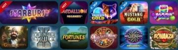 MyChance Casino Spieleangebot
