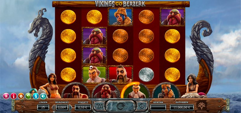 Vikings Go Berzerk Slot: Betrug oder seriös?