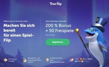 trueflipcasino_serioes_bonus