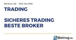 Trading Beste Broker
