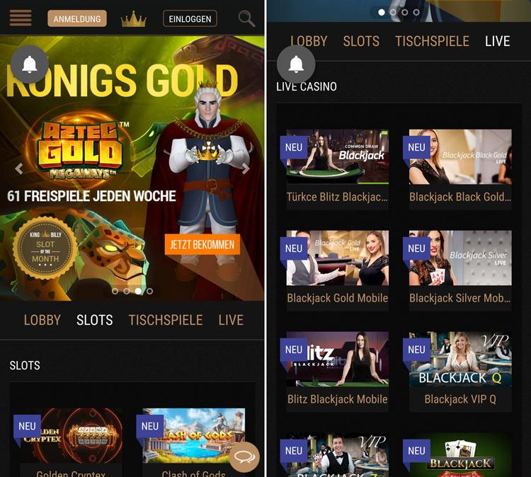 king-billy-casino-app