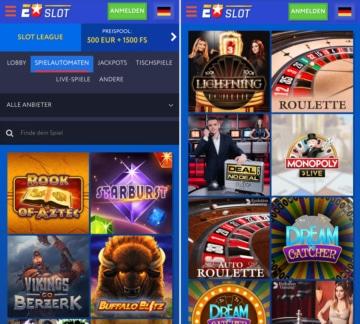 Euslot Casino App