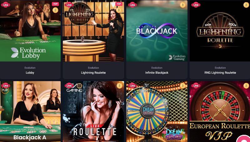 Woocasino Live Casino Erfahrungen