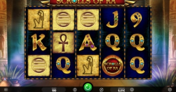 Scrolls of Ra Slot