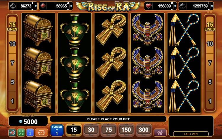 Rise of Ra: Betrug oder seriös?