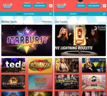 TurboVegas Casino App