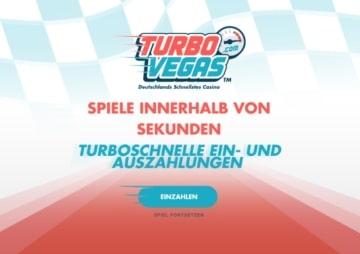 TurboVegas Casino Erfahrungen