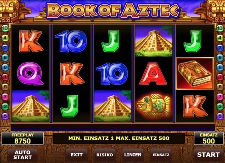 Book of Aztec: Betrug oder seriös?