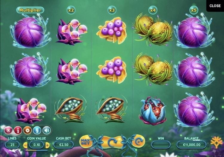Fruitoids Slot bei LeoVegas ausprobieren