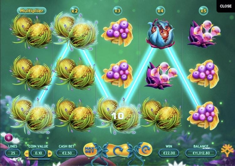 Fruitoids Slot: Betrug oder seriös?