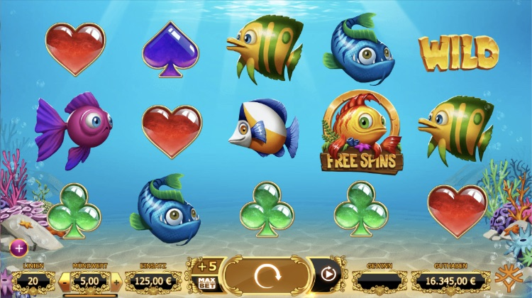Golden Fish Tank Slot: Betrug oder seriös?