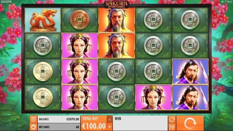 Sakura Fortune Slot: Betrug oder seriös?