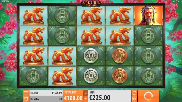 Sakura Fortune Slot mit asiatischem Flair