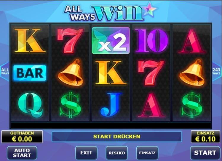 Der All Ways Win Slot: Betrug oder seriös?