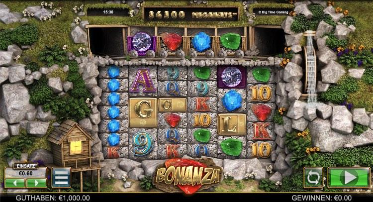 Der Bonanza Slot von Big Time Gaming ist sicher und seriös