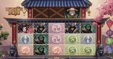 Der Hanzo's Dojo Slot von Yggdrasil besitzt 5 Walzen voll mit fernöstlichen Flair.
