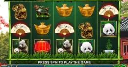 Pandas Quest ist ein Slot von Leander Games