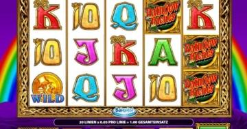 Rainbow Riches Slot spielen