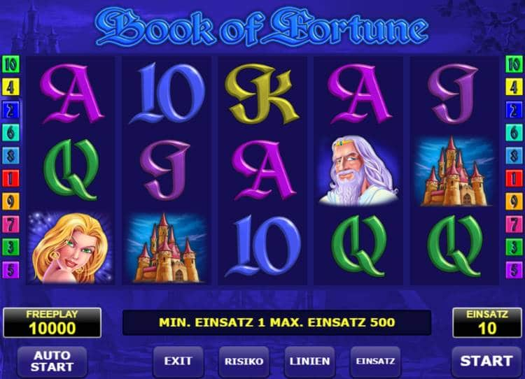 Book of Fortune serioes