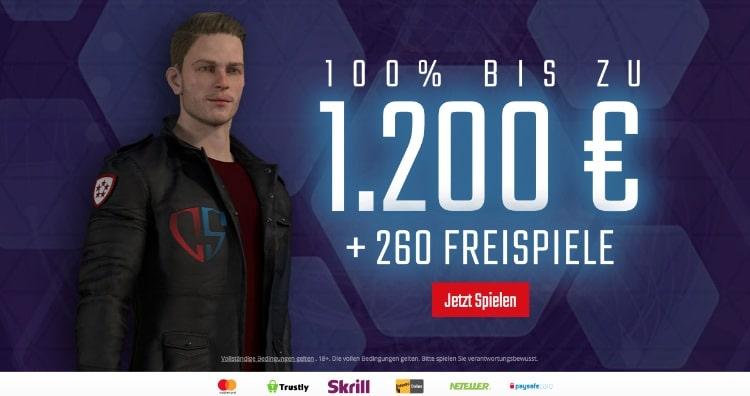 Captain Spins Bonus