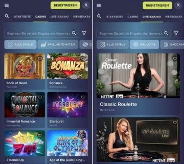 Casinon Casino App: sicher und schnell
