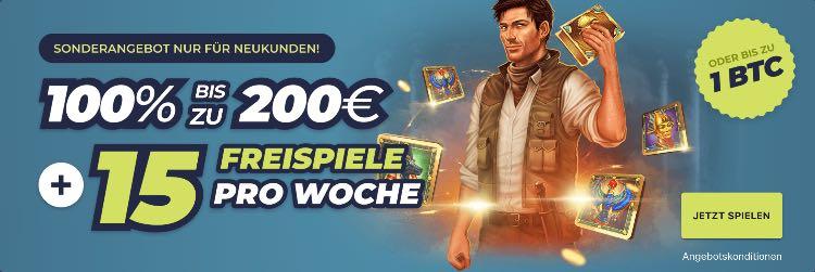 Casinoin Bonus: Betrug oder seriös?