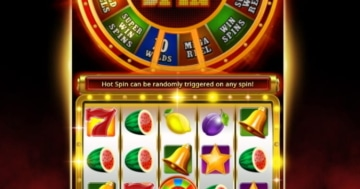Hot Spin Slot bei Wunderino spielen