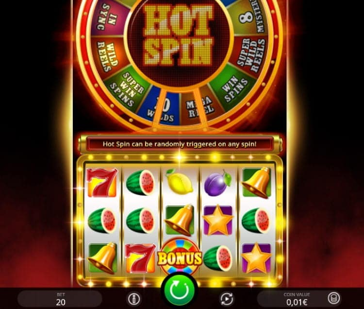 Hot Spin Slot: Betrug oder seriös?