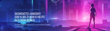 NeonVegas Casino Willkommensbonus