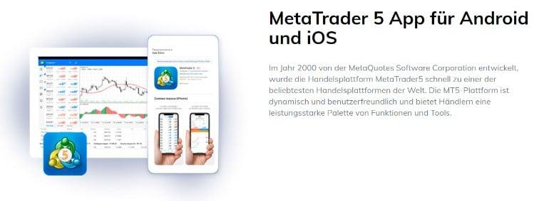 NSBroker Trading App