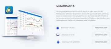 NSBroker Trading Metatrader5